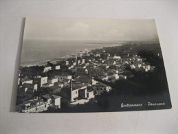 GROTTAMMARE  ( Ascoli Piceno)  Panorama  B/N Cartolina Viaggiata 1957 - Altre Città