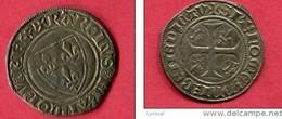 BLANC POINT 16 CHALON SUR MARNE    ( CI 507   )  TTB  58 - 987-1789 Monnaies Royales