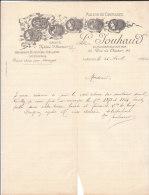 87.- LIMOGES .- L. JOUHAUD , Horloger Bijoutier - Old Professions