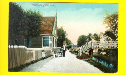 WESTZAAN : HONDENKAR - ATTELAGE DE CHIEN - DOG DRAWN CART - PUB : BLOOKER'S DAALDERS CACAO I12 - Verkopers
