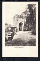 GRANADA. ALHAMBRA. PUERTA DE JUSTICIA   NO CIRCULADA.RARA   1902 - Granada