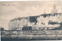 -76 DIEPPE -  Les Falaises - Precurseur  Neuf  TTB - Dieppe