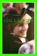 ROYAL FAMILIES - PRINCESS DIANA , BRECON WALKABOUT, 29 OCTOBER 1981 - ROYAL WEDDING 1981 - PRESCOTT PICKUP & CO - - Royal Families