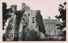 PIROU - Le Château Côté Nord (1954) - Autres Communes