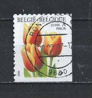 -Belgie Gestempeld  NR°    2907c   Catw.  1.15   Euro  ( 2000 ) - Belgique