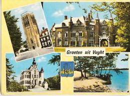 Netherlands, Groeten Uit Vught, 1976 Used Postcard [14630] - Vught