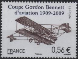 FRANCE 4376 ** MNH Coupe Gordon-Bennett Biplan Aviation Aviation (CV 1,30 €) - France