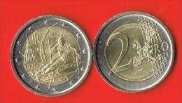 25 Italia 2006 Giochi Invernali Torino 2 EURO Nuovi Circolati - Italia