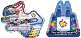 nig14507ab Niger 2014 Malaysian Grand Prix 2 s/s