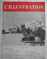 "WW II:L�ILLUSTRATION:1942... LA L V F    FRONT RUSSE..EXPOSITION ""FRANCE EUROPEENNE.. LE TISSERAND...FRONT... Etc..."