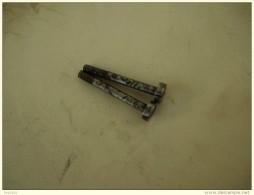 2 Vis De Platine De Pistolet De Gendarmerie  AN 9 - Decorative Weapons