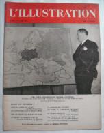 WW II:L�ILLUSTRATION:1940:PO LOGNE.ARMEE du LEVANT  LIBAN..AUSTRALIE..GUERRE NAVALE... LIGNE MAGINOT..BOMBARDEMENTS..E tc.