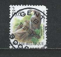 -Belgie Gestempeld  NR°    2919   Catw.  0.20   Euro  ( 2000 ) - 1985-.. Oiseaux (Buzin)
