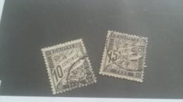 LOT 236931 TIMBRE DE FRANCE OBLITERE N�15/16 VALEUR 14,5 EUROS
