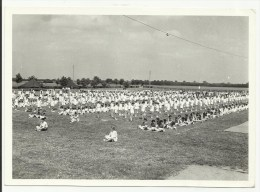 PHOTO 1 - F�te de la jeunesse de Voves 1961
