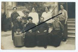 Carte Photo - Bourbon (voir Correspondance) - Autres Communes