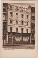 Cpa Berlin Hotel Stadt  Restaurant Kannenberg,allemagne,germany - Unclassified