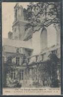 - CPA 62 - Arras, Le Presbytère Et La Cathédrale Après Le Bombardement - Arras