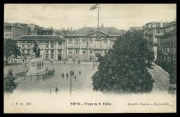 PORTO - Praça D. Pedro ( Ed. J. N. B. Nº 370)  Carte Postale - Porto