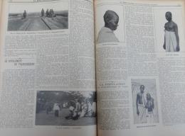 N�102/1905 J.MILITAIRE: LOCMARAQUIER OSTREICULTURE/GABON NINGUE-NINGUE/POPULATIONS NIGER SENEGAL/FORTIFICATIONS MODERNES