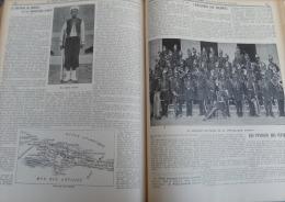 N�107/1905 J.MILITAIRE: CAMPBELL BANNERMAN 1ER MINISTRE/PORT-AU-PRINCE ARMEE HAITIENNE/ALGESIRAS CONFERENCE