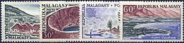 Madagascar, n� 365 � n� 368** Y et T