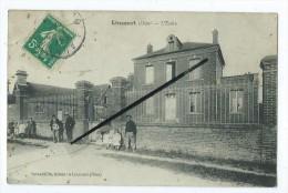 CPA - Liancourt - L'Ecole - Liancourt