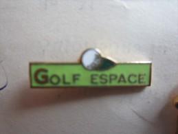 PIN´S PINS GOLF ESPACE SPORT - Golf