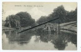 CPA - Roubaix- Parc Barbieux- Un Coin Du Lac - Roubaix