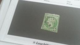 LOT 237021 TIMBRE DE FRANCE OBLITERE N�12