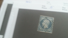 LOT 237029 TIMBRE DE FRANCE OBLITERE N�15 VALEUR 285 EUROS