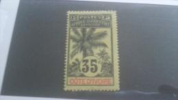 LOT 237045 TIMBRE DE COLONIE COTE IVOIRE NEUF* N�29 VALEUR 15 EUROS
