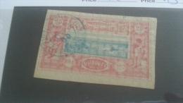 LOT 237050 TIMBRE DE COLONIE SOMALIS OBLITERE N�12 VALEUR 13 EUROS