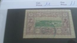 LOT 237051 TIMBRE DE COLONIE SOMALIS OBLITERE N�11 VALEUR 11 EUROS