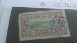 LOT 237052 TIMBRE DE COLONIE SOMALIS OBLITERE N�11 VALEUR 11 EUROS