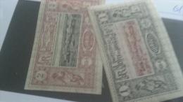 LOT 237055 TIMBRE DE COLONIE SOMALIS NEUF* N�6/7