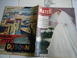 PARIS MATCH N�270-3 JUIN 1954-Les h�ros de Dien Bien Phu -La finale de la coupe de France, Fernandel et Ali baba, L�Indo