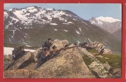 TMI2-10 Schweizer Armee, Militär, Militaire, Infanterie, Grenzbesetzung Occupation Frontières 1914. Non Circulé - Unclassified