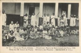 ILES MARQUISES - ELEVES DE L ECOLE D ATUONA - French Polynesia