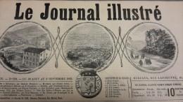 1868  VILLE DE MAZAMET - ETRETAT RETOUR DES P�CHEURS - SABLES D'OLONNE - SAINT GERMAIN - RICHARD WAGNER