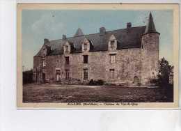 ALLAIRE - Château Van De Quip - Très Bon état - Allaire