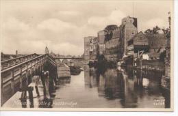 NEWARK Castle & Footbridge - Frith 24648 - Angleterre
