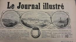 1868 VILLE DE  CANCALE - REINE DE MADAGASCAR - BOUGIVAL ET CROISSY  - CHATEAU DE FERRIERES - BARON JAMES DE ROTHSCHILD