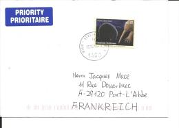Lettre  Nations Unies Vienne 2014 (786) - Cartas