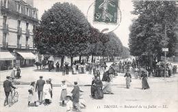 (Troyes) - Boulevard Du 14 Juillet - 2 SCANS - Troyes