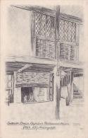 MACHYNLLETH -OWAIN GLYNDWR'S PARLIAMENT HOUSE. TUCK PUBL. 3 CARDS - Montgomeryshire