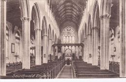 SOUTHWOLD CHURCH INTERIOR