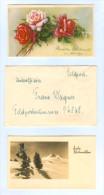 Brief Kuvert Feldpostnummer 04868 2.Eisenbahn Kompanie Pionier-Bataillon Regiment Krieg Field Post Service Unteroffizier - Mitteilung
