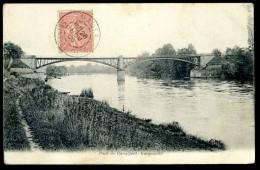 Cpa Du 78 Gargenville Pont De Rangiport    PY23 - Gargenville