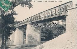 ARGENS - N° 2 - LE PONT-NEUF SUR L'AUDE - France